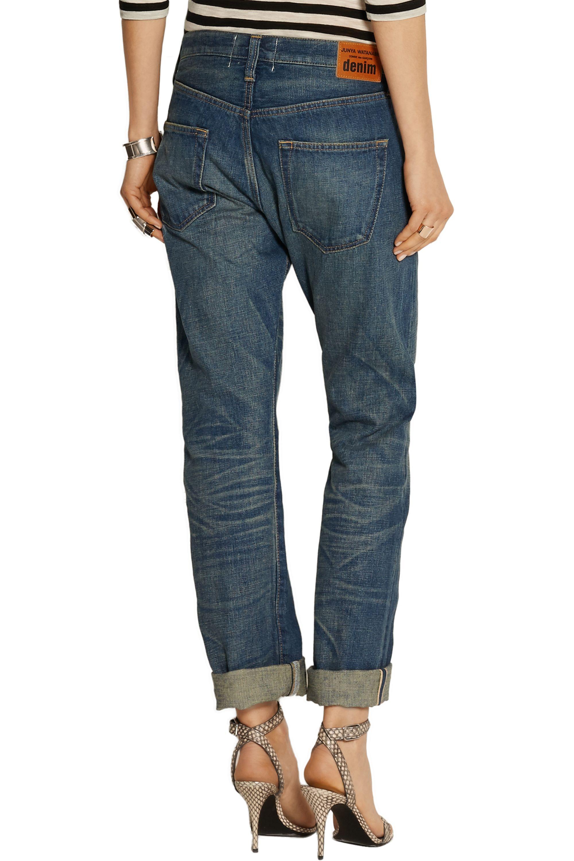 Junya Watanabe Boyfriend jeans