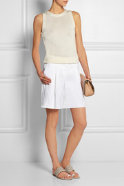 Calvin Klein Collection Carmel jacquard shorts