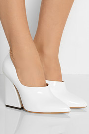 Iiona patent-leather pumps