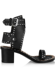 Jaeryn studded leather sandals