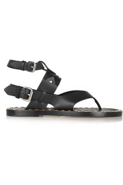 Isabel Marant Justy studded leather sandals