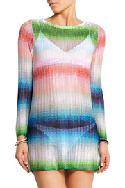 Missoni Crochet-knit dress