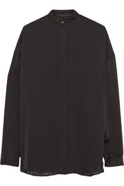 Haider Ackermann Satin blouse