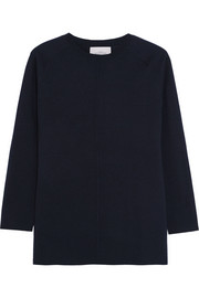 Tozai merino wool and cotton sweater