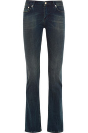 16 mid-rise bootcut jeans