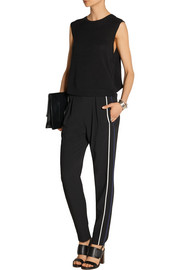 3.1 Phillip Lim Asymmetric knitted top