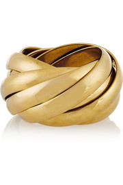 Fred Leighton 18-karat gold ring