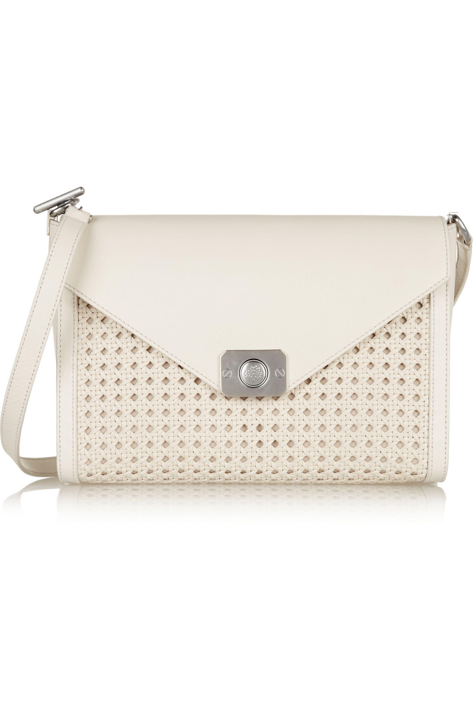 Mulberry Delphie Duo medium leather shoulder bag