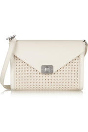 Mulberry Delphie Duo medium leather shoulder bag