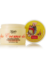 Kiehl's Since 1851 Creme de Corps Soy Milk & Honey Whipped Body Butter, 226g