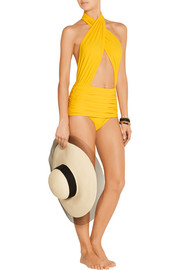 Mio ruched swimsuit