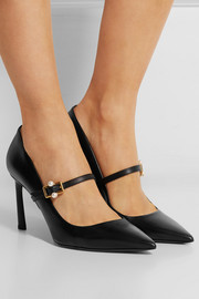 Lanvin Leather Mary Jane pumps