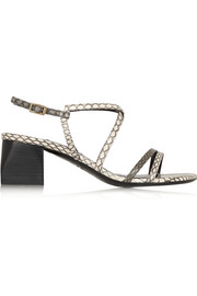 Lanvin Elaphe sandals