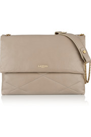 Lanvin Sugar medium quilted leather shoulder bag