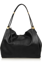 Tilda large leather tote