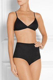 BASE Range Mississippi stretch-bamboo soft-cup bra