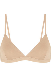 Mississippi stretch-bamboo soft-cup bra