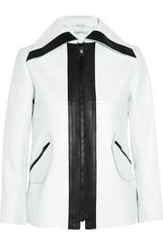 Carven Leather jacket