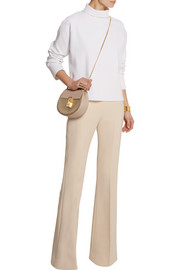 Carven Crepe flared pants