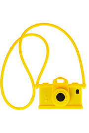 Camera rubber iPhone 5 case