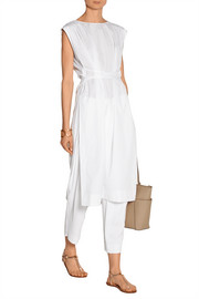 Maiyet Cotton-poplin tunic