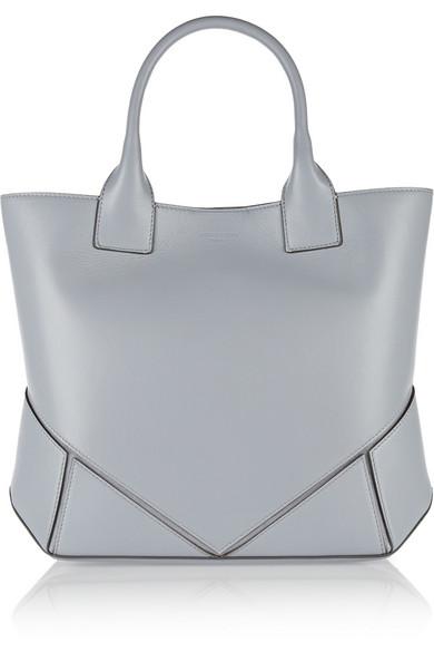 A Sac Givenchy Cuir Porter Net Bleu Gris com En Modèle Easy Petit 1Bwz1r