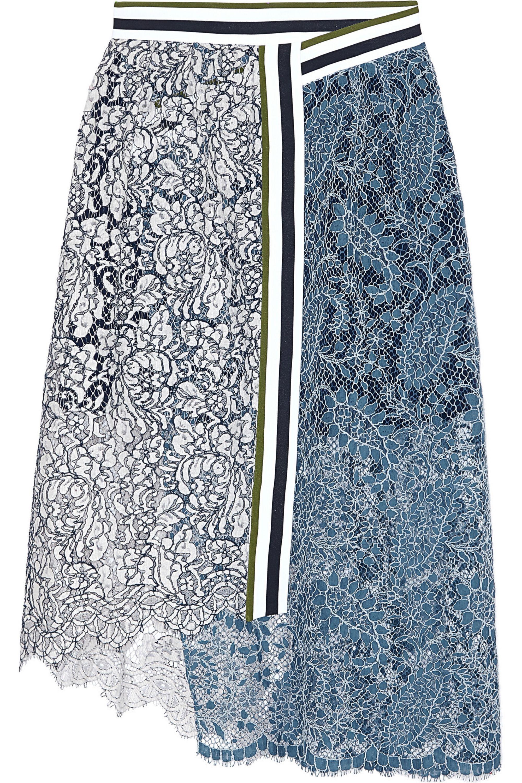 Preen by Thornton Bregazzi Amara lace skirt