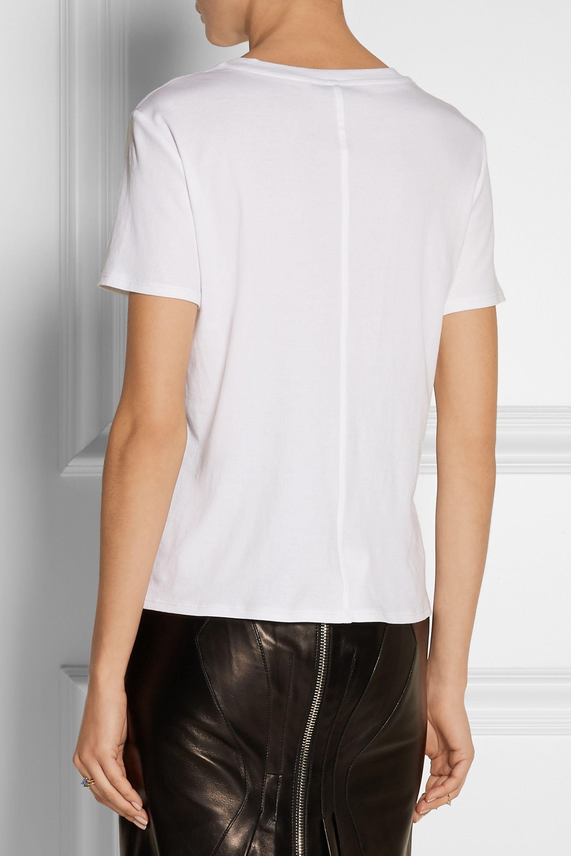 The Row Wesler cotton-jersey T-shirt