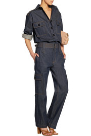Chloé Denim cargo pants
