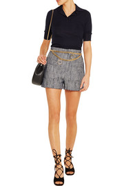 Chloé Tweed shorts