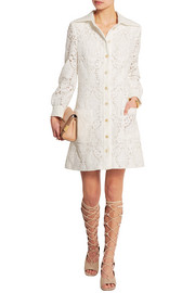 Chloé Lace mini dress