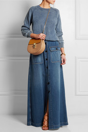Chloé Denim maxi skirt