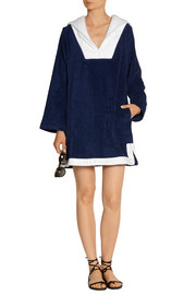 Sailor cotton-terry tunic