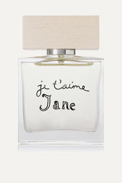 Je T'Aime Jane Eau De Parfum - Floral, Sensual & Chypre, 50Ml in Colorless