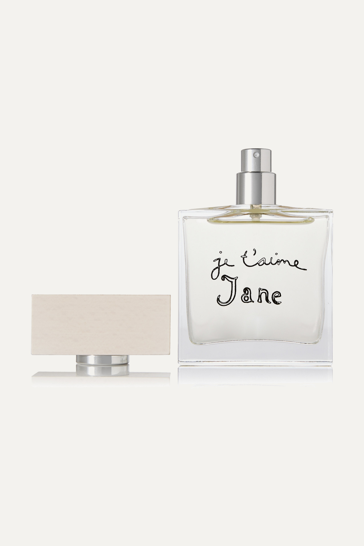 Bella Freud Parfum Je T'aime Jane Eau de Parfum - Floral, Sensual & Chypre, 50ml