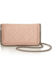 The Falabella mini faux leather shoulder bag