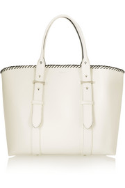 Legend medium leather tote