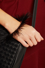 Isabel Marant Silver-tone feather cuff