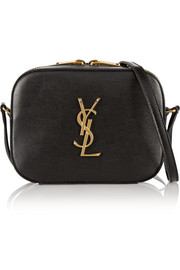 Saint Laurent Monogramme Camera leather shoulder bag