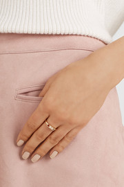 Lulu Frost CODE Cool 18-karat gold multi-stone ring