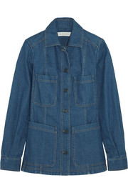 Stella McCartney Adele denim jacket