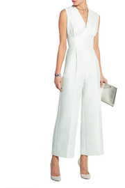 Leslie satin jumpsuit