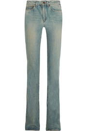 Saint Laurent High-rise flared jeans