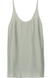 Stella McCartney Liz silk-voile top