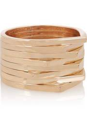 Repossi 18-karat rose gold ring