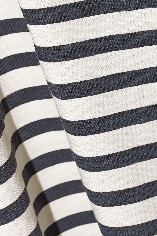 J.Crew Breton striped cotton top