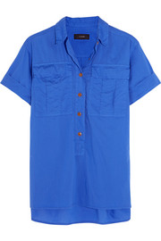 Kennebuc cotton-voile shirt