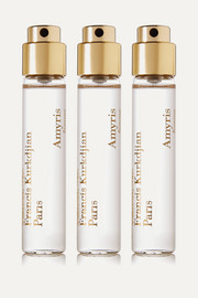 Amyris Femme Travel Set - Eau de Parfums 3 x 11ml