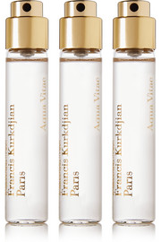 Maison Francis Kurkdjian Aqua Vitae Travel Set - Eau de Parfums 3 x 11ml