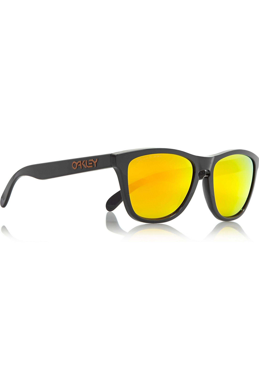 Oakley Frogskins® D-frame acetate sunglasses